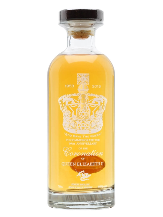 St. George's Distillery Coronation Bottling English Single Malt Whisky