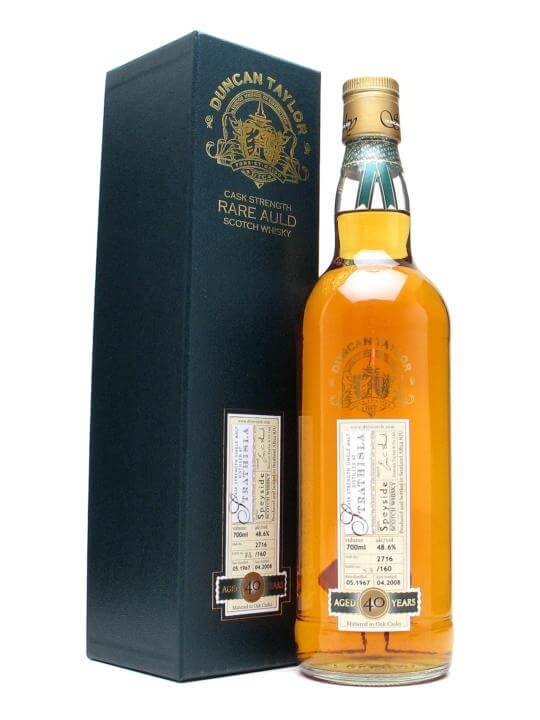 Strathisla 1967 / 40 Year Old  / Cask #2716 Speyside Whisky