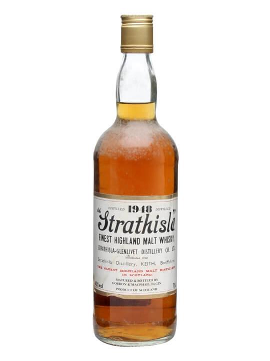 Strathisla 1948 / Bot.1980s Speyside Single Malt Scotch Whisky