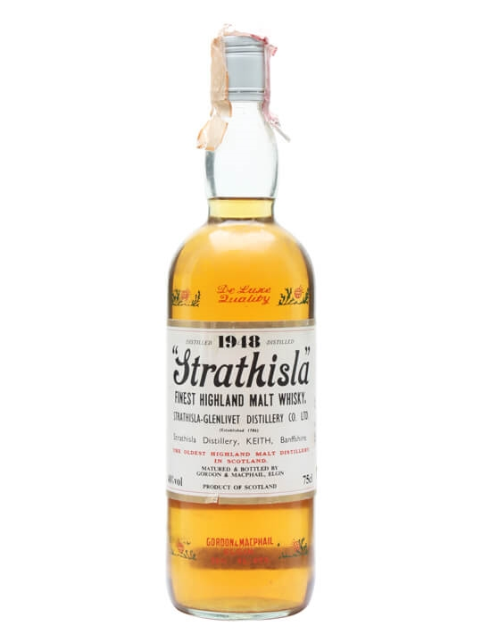 Strathisla 1948 / Bot.1980s Speyside Single Malt Scotch Whisky