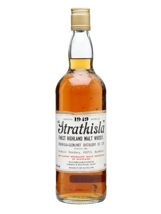 Strathisla 1949 / Bot.1980s Speyside Single Malt Scotch Whisky