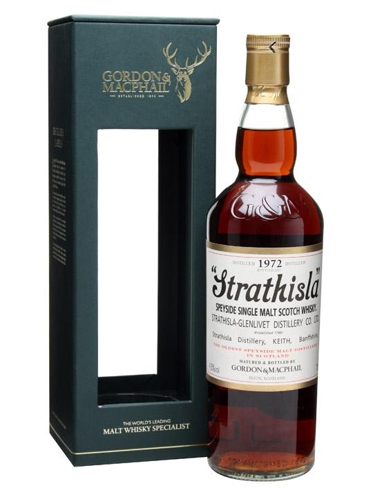 Strathisla 1972 / Sherry Cask / Gordon & Maphail Speyside Whisky