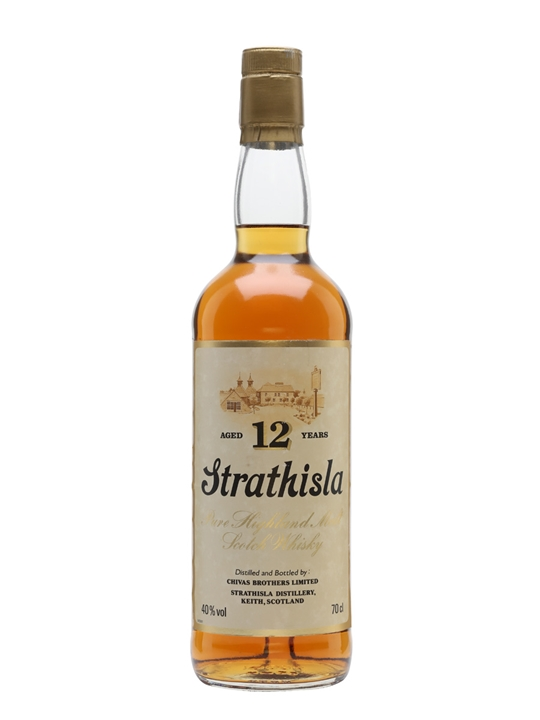 Strathisla 12 Year Old / Bot.1990s Speyside Single Malt Scotch Whisky