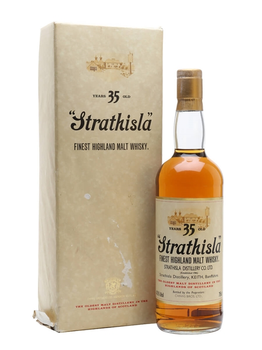 Strathisla 35 Year Old / Bicentenary Speyside Whisky
