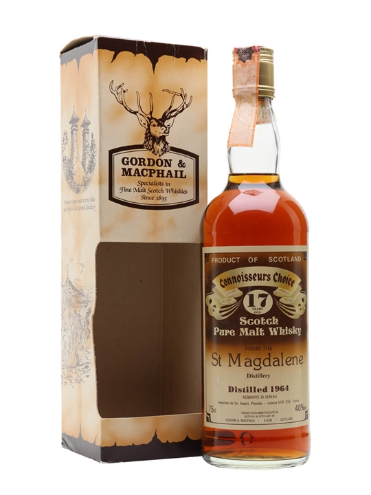 St Magdalene 1964 / 17 Year Old / Connoisseurs Choice Lowland Whisky