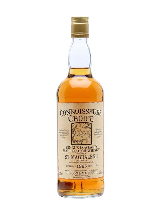 St Magdalene 1965 / Bot.1991 / Connoisseurs Choice Lowland Whisky