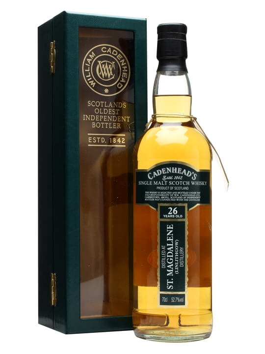 St. Magdalene 1982 / 26 Year Old Lowland Single Malt Scotch Whisky