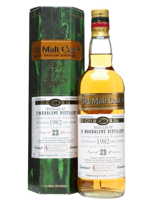 St. Magdalene 1982 / 23 Year Old / Cask #2718 Lowland Whisky