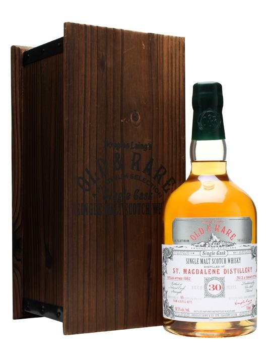 St Magdalene 1982 / 30 Year Old / Douglas Laing Platinum Lowland Whisky