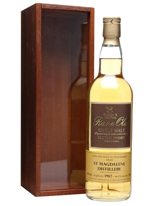 St Magdalene 1982 / 19 Year Old Lowland Single Malt Scotch Whisky