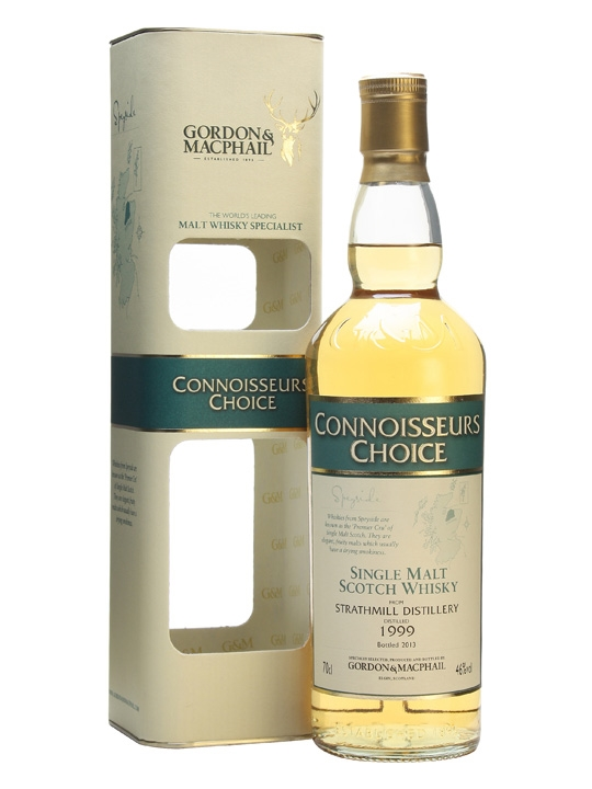 Strathmill 1999 / Connoisseurs Choice Speyside Whisky