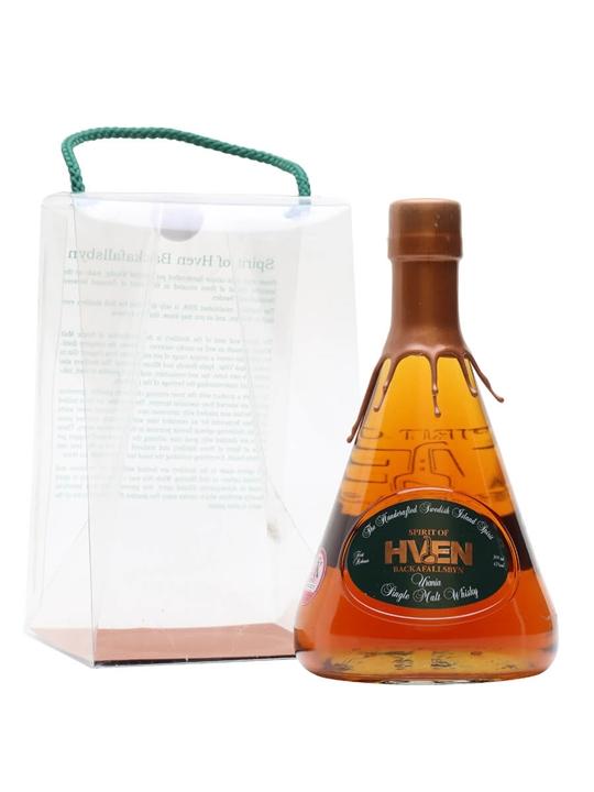 Spirit Of Hven Urania Swedish Whisky Swedish Single Malt Whisky
