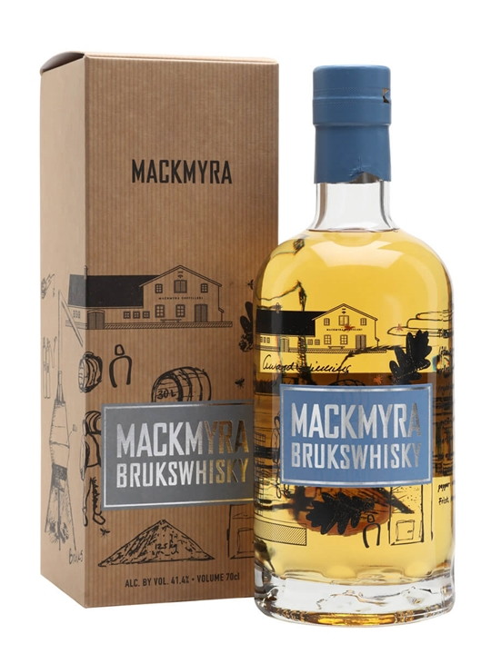 Mackmyra Brukswhisky Swedish Single Malt Whisky
