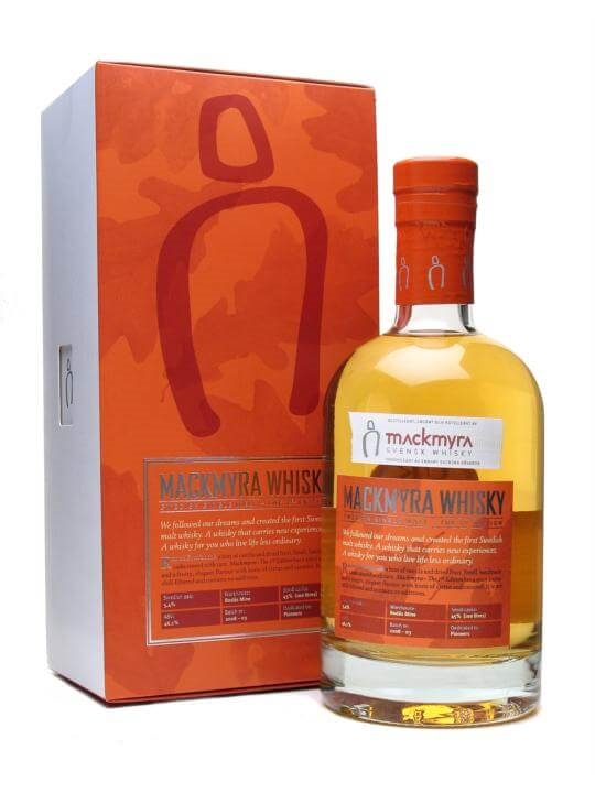 Mackmyra - The First Edition / Swedish Whisky Swedish Whisky