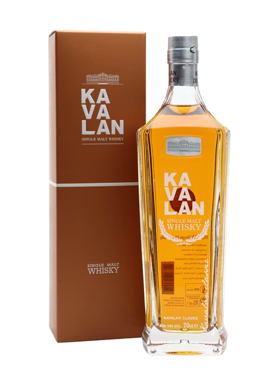 Kavalan Single Malt Taiwanese Whisky Taiwanese Single Malt Whisky