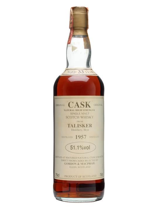 Talisker 1957 / Sherry Cask Island Single Malt Scotch Whisky