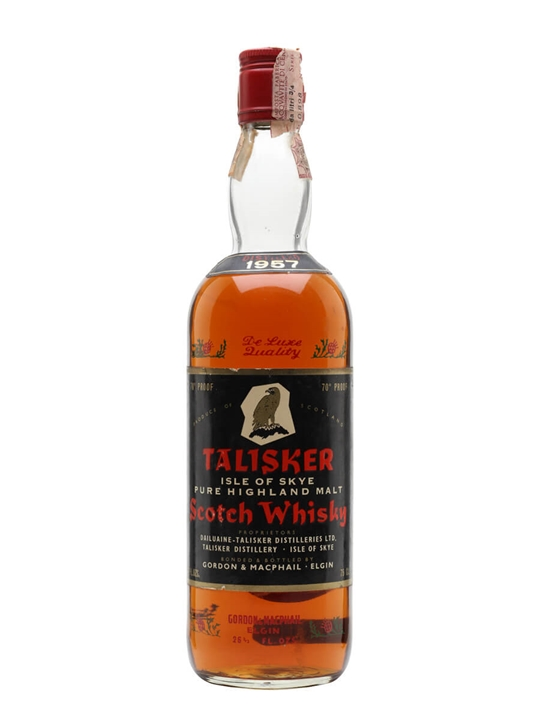 Talisker 1957 / Gordon & Macphail Island Single Malt Scotch Whisky
