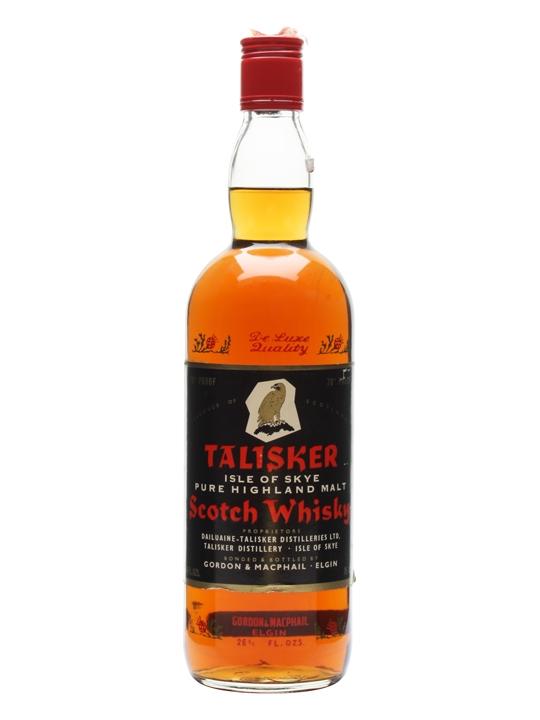 Talisker / Bot.1970s / Gordon & Macphail Island Whisky