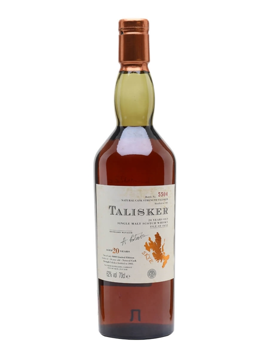 Talisker 1981 / 20 Year Old / Sherry Cask Island Whisky