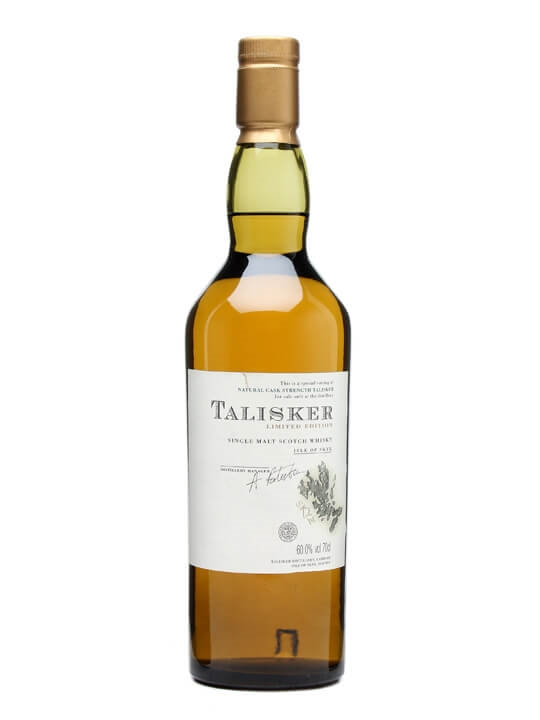 Talisker / Distillery Only Island Single Malt Scotch Whisky
