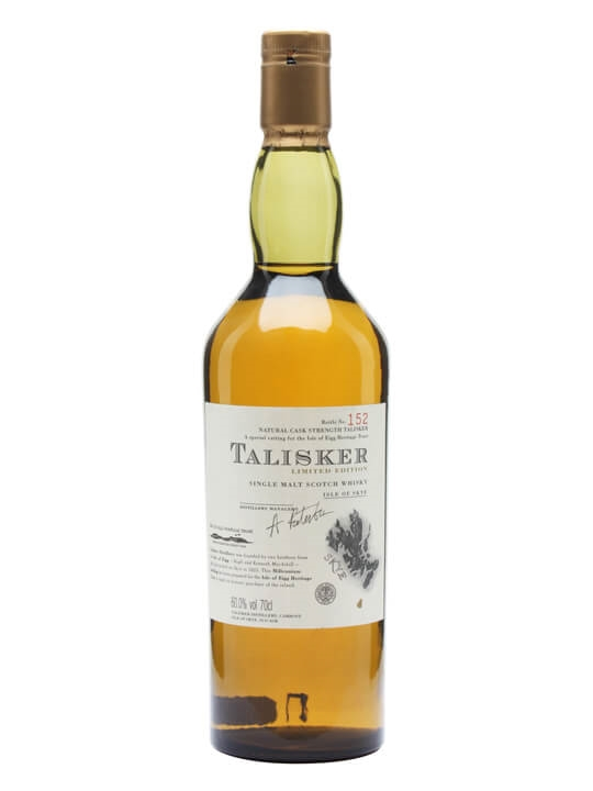 Talisker - Isle Of Eigg Island Single Malt Scotch Whisky
