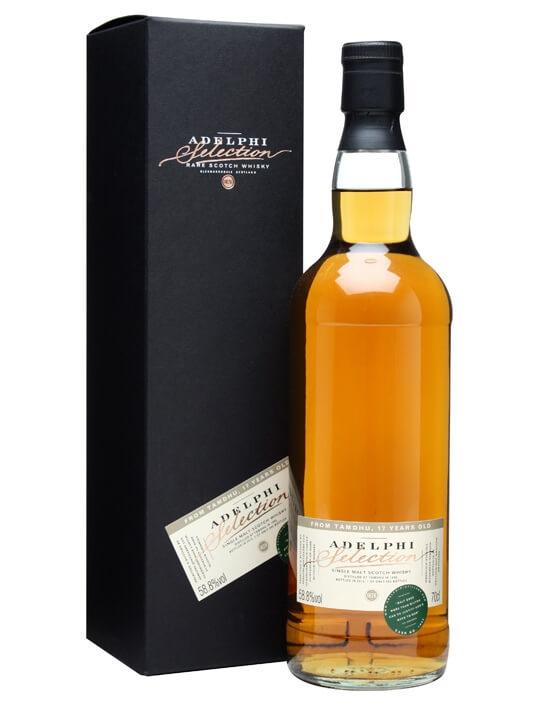Tamdhu 1995 / 17 Year Old / Cask #1043 / Adelphi Speyside Whisky