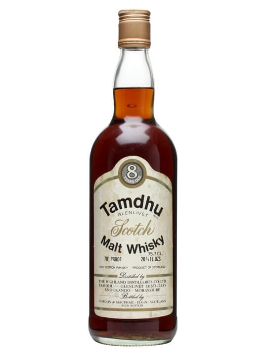 Tamdhu 8 Year Old / Sherry Cask / Bot.1980s Speyside Whisky
