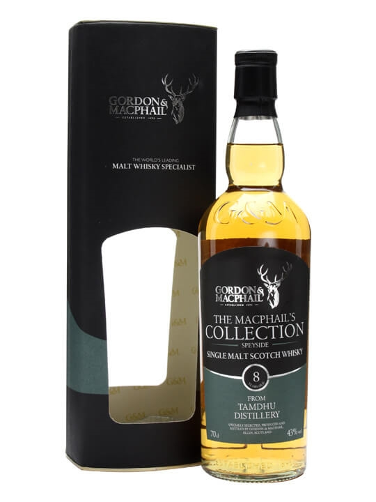 Tamdhu 8 Year Old / Macphail's Collection Speyside Whisky