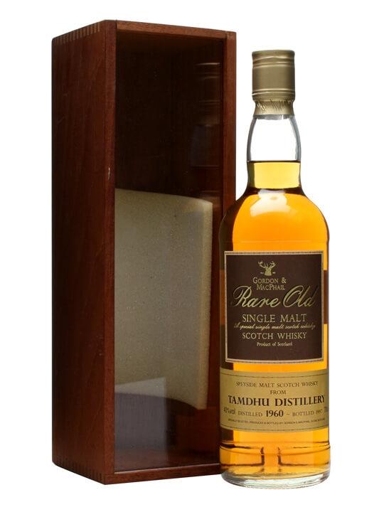 Tamdhu 1960 / Bot.1997 / Rare Old Speyside Single Malt Scotch Whisky