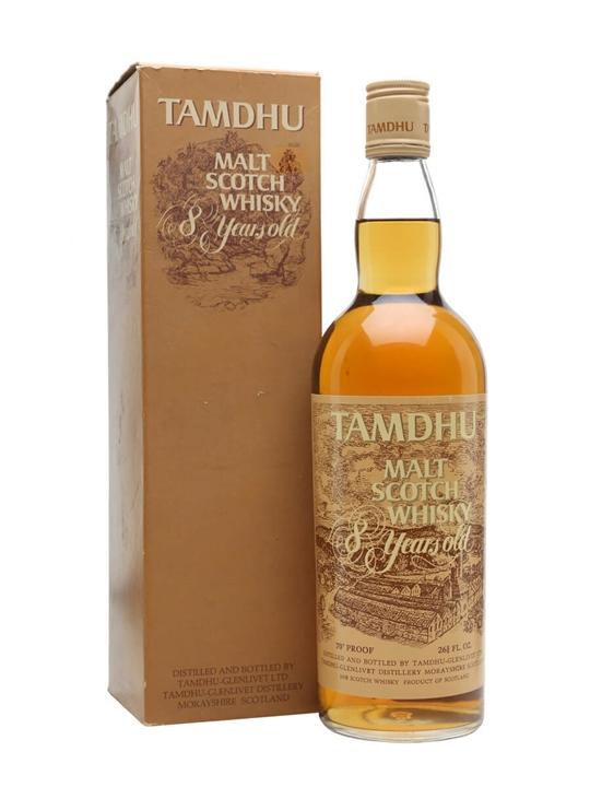Tamdhu 8 Year Old / Bot.1970s Speyside Single Malt Scotch Whisky