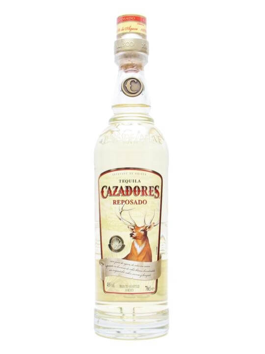 Cazadores Reposado Tequila Buy Online The Whisky Exchange