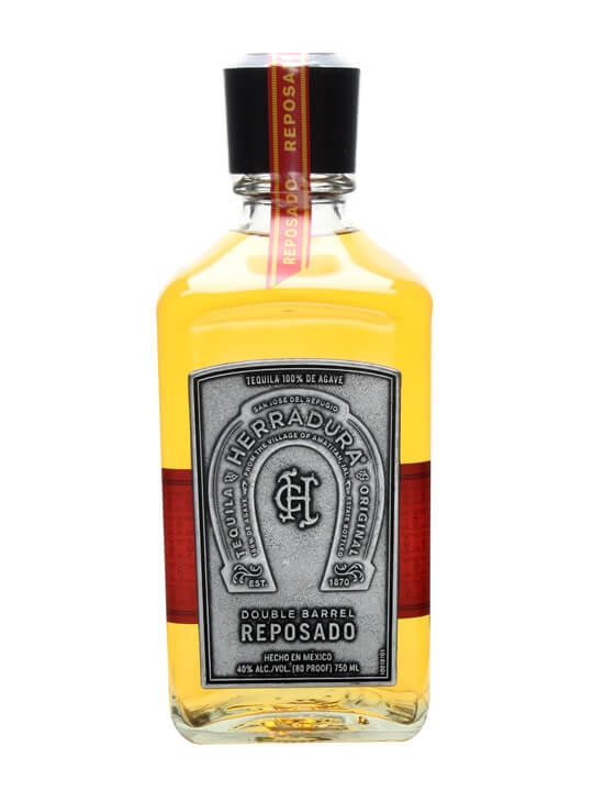 Herradura Double Barrel Reposado
