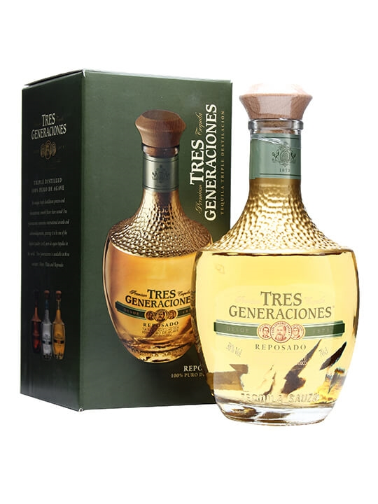 Sauza Tres Generaciones Reposado Tequila