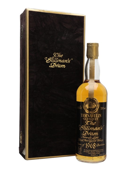 Tamnavulin 1968 / The Stillman's Dram Speyside Whisky