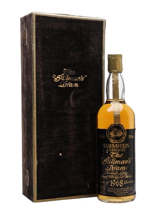 Tamnavulin 1968 / The Stillman's Dram Speyside Whisky