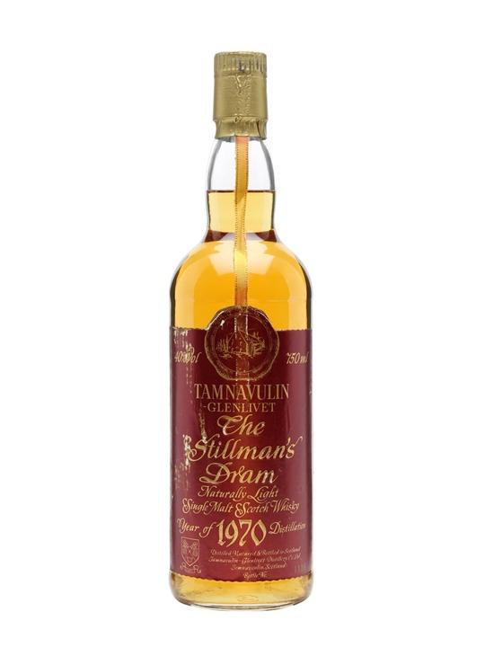 Tamnavulin 1970 / Stillman's Dram / Bot.1980s Speyside Whisky