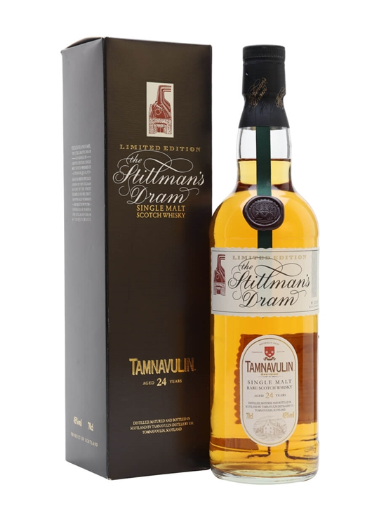 Tamnavulin 24 Year Old / Stillman's Dram Speyside Whisky