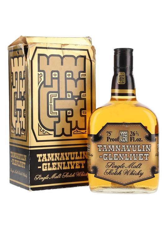 Tamnavulin-glenlivet / Bot.1970s Speyside Single Malt Scotch Whisky