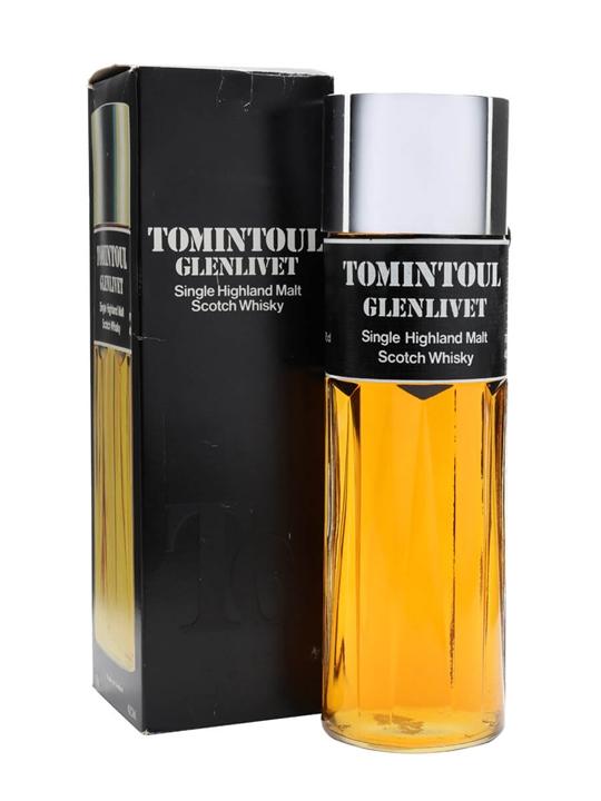 Tomintoul-glenlivet / Bot.1970s Speyside Single Malt Scotch Whisky