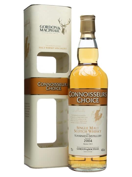 Teaninich 2004 / Connoisseurs Choice Highland Whisky