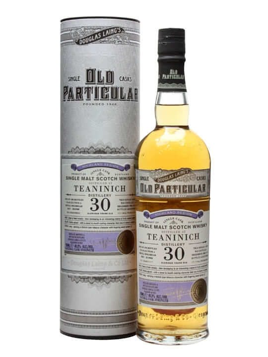 Teaninich 1982 / 30 Year Old / Old Particular Highland Whisky