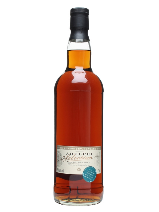 Tobermory 1994 / 18 Year Old / Cask #675031 / Adelphi Island Whisky