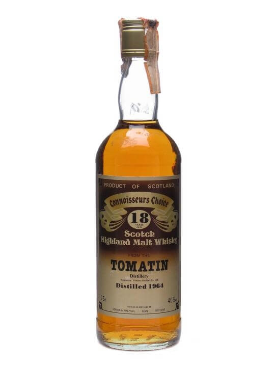 Tomatin 1964 / 18 Year Old Speyside Single Malt Scotch Whisky