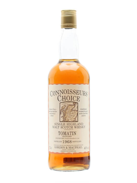 Tomatin 1968 / Connoisseurs Choice Speyside Single Malt Scotch Whisky