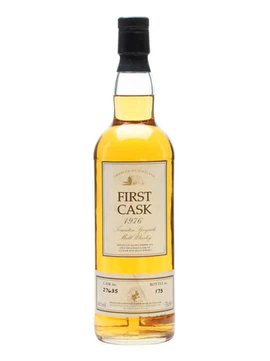 Tomatin 1976 / 18 Year Old / Cask #27635 Speyside Whisky