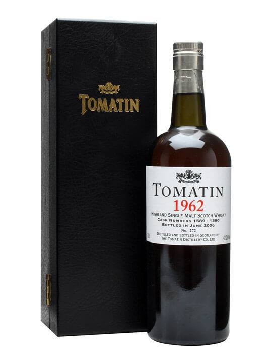 Tomatin 1962 / Bot.2006 Speyside Single Malt Scotch Whisky
