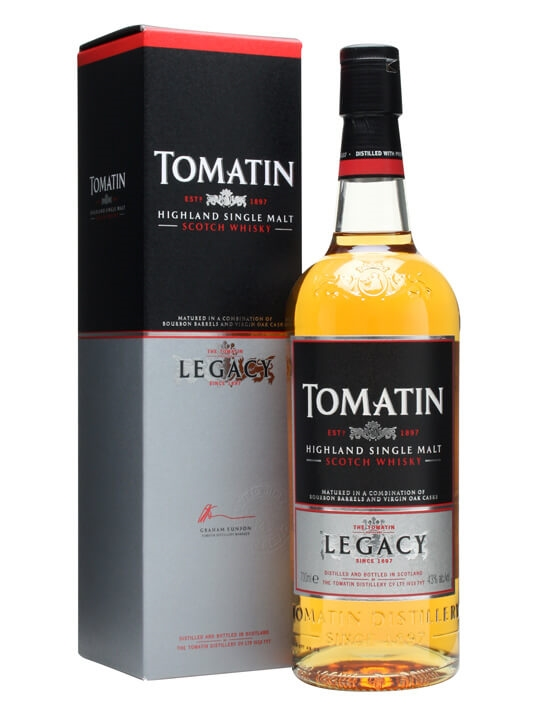 Tomatin Legacy Speyside Single Malt Scotch Whisky