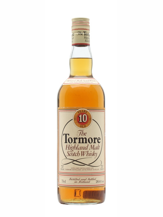 Tormore 10 Year Old / Bot.1970s Speyside Single Malt Scotch Whisky