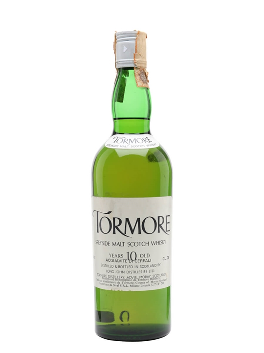 Tormore 10 Year Old / Bot.1980s Speyside Single Malt Scotch Whisky