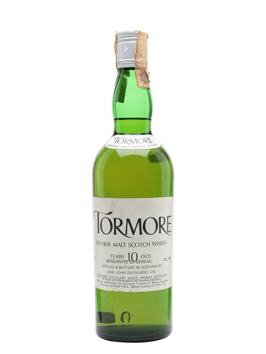 Tormore 10 Year Old / Bot.1980s Speyside Single Malt Scotch Whisky